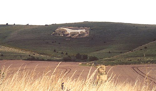 The Alton Barnes White Horse